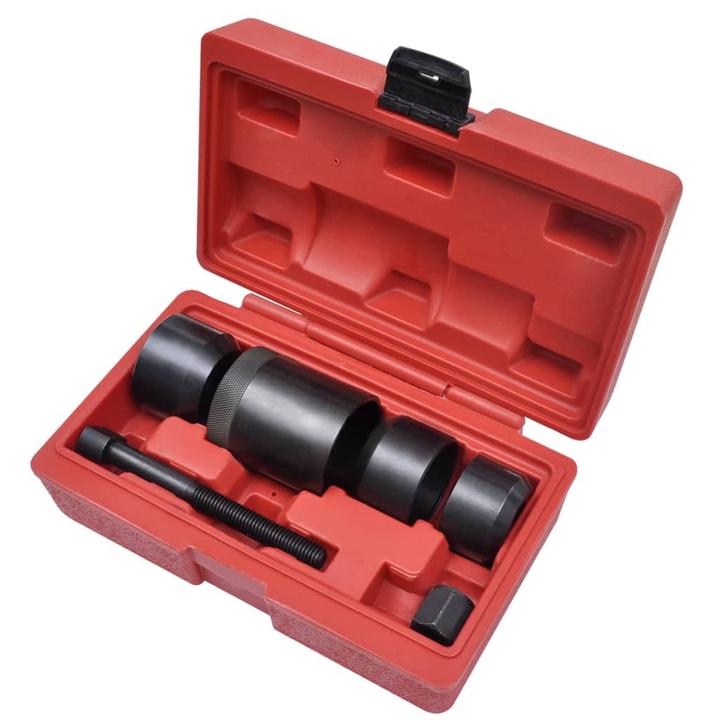 Sada nástrojů pro montáž/demontáž zadních kulových čepů pro BMW 5 a 7