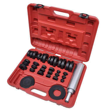 vidaXL 37 Piece Bushing and Bearing Seal Drivers Tool Set[1/4]