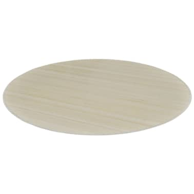 acheter tapis rond en bambou nature 120 cm pas cher. Black Bedroom Furniture Sets. Home Design Ideas