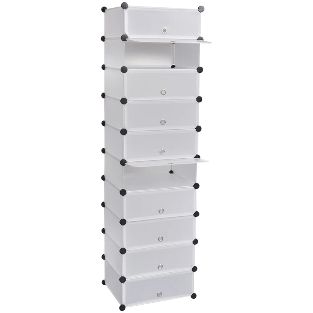 vidaxl-white-shoe-organiser-storage-rack-10-compartments-47x37x172cm