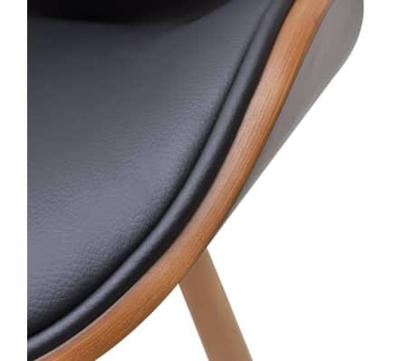 acheter 6 chaises sans accoudoirs avec cadre en bois cintr pas cher. Black Bedroom Furniture Sets. Home Design Ideas