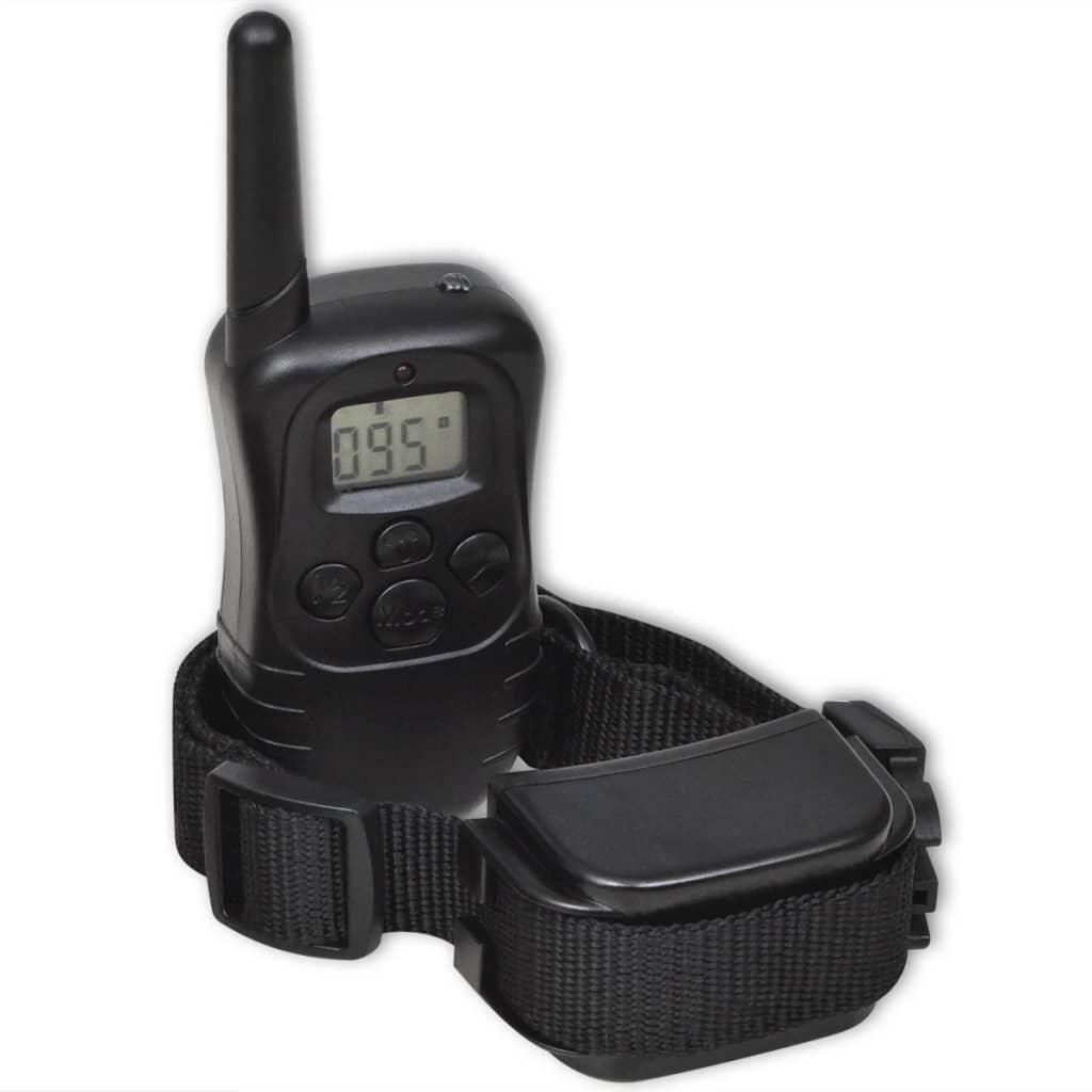 Dobíjecí elektronický výcvikový obojek pro psy, dálkové ovládání