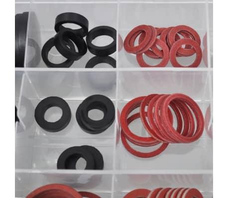 assortiment afdichtingen o ringen rubber en vezel 141 st online kopen. Black Bedroom Furniture Sets. Home Design Ideas