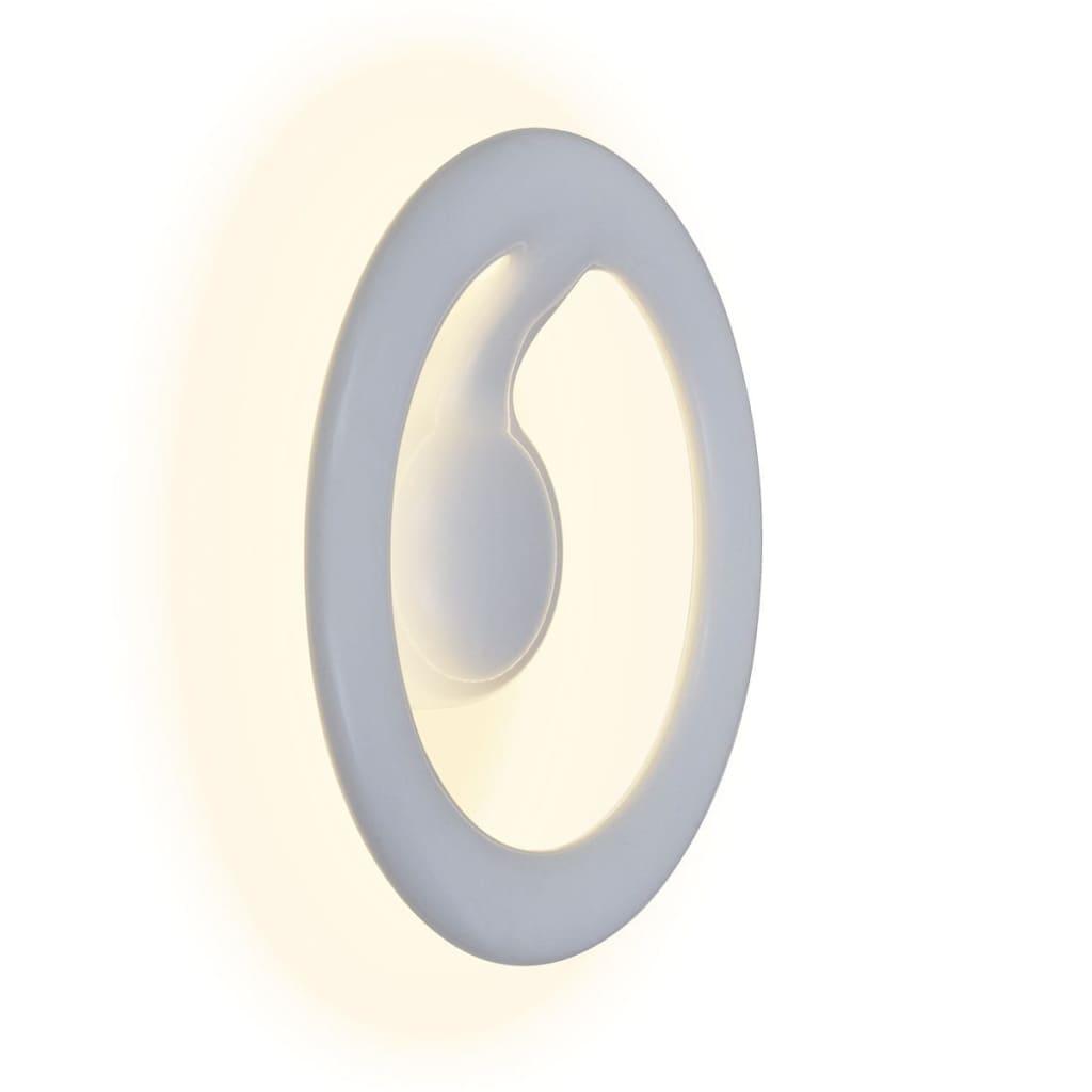 Kulaté LED stropní / nástěnné svítidlo 24 cm průměr