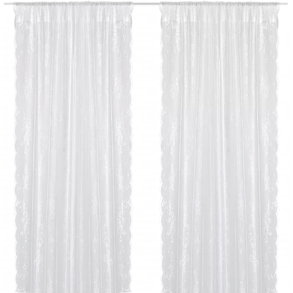 vidaxl-2-net-curtains-with-flowers-140-x-175-cm-white