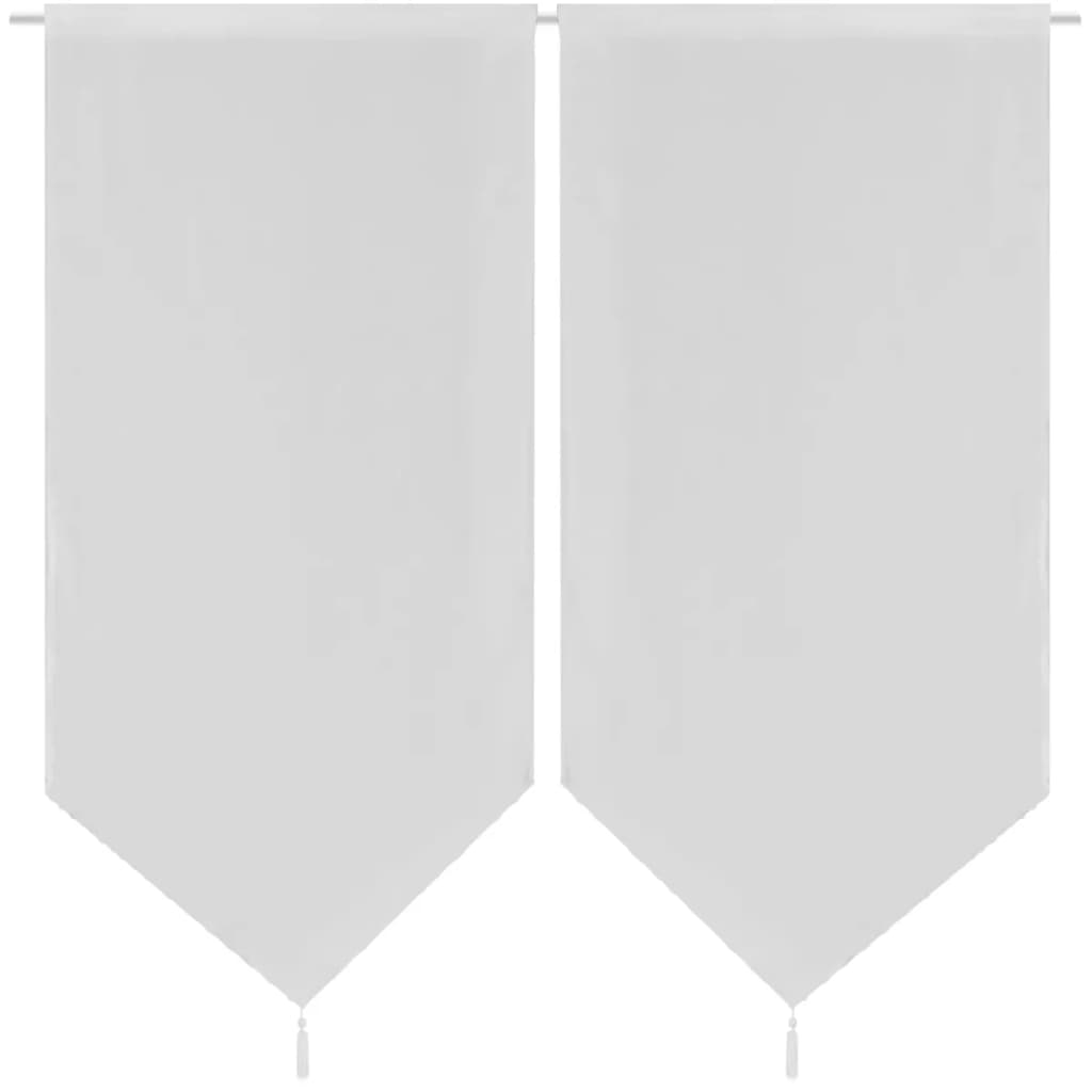 vidaxl-2-linen-look-sheer-kitchen-curtains-60-x-90-cm-white