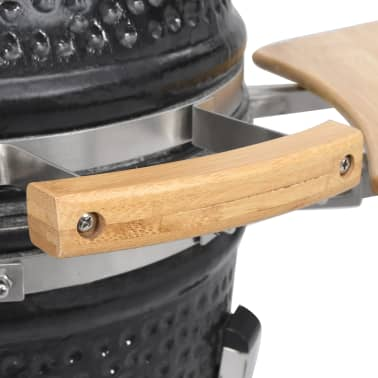 Kamado barbecue grill røgeovn keramisk 81 cm[5/8]