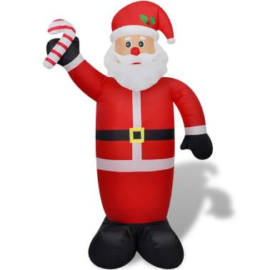 Nadmuchiwany Święty Mikołaj 240 cm[1/4]