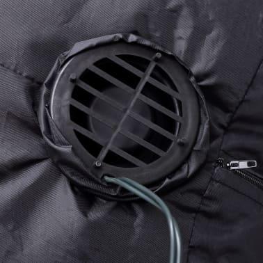 Nadmuchiwany Święty Mikołaj 240 cm[3/4]