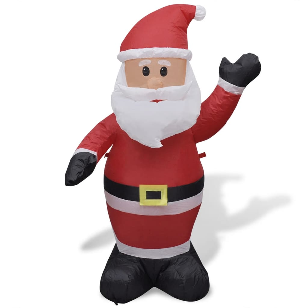 Nafukovací Santa Claus 120 cm