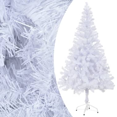 vidaXL Künstlicher Weihnachtsbaum mit Ständer 150 cm 380 Zweige[2/6]