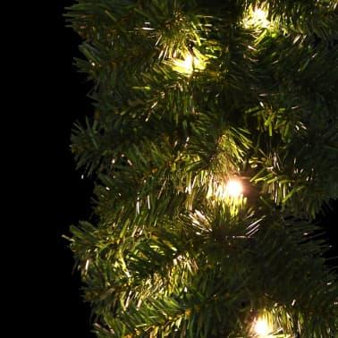 vidaXL Weihnachtsgirlande mit LED-Lichtern 5 m[5/6]