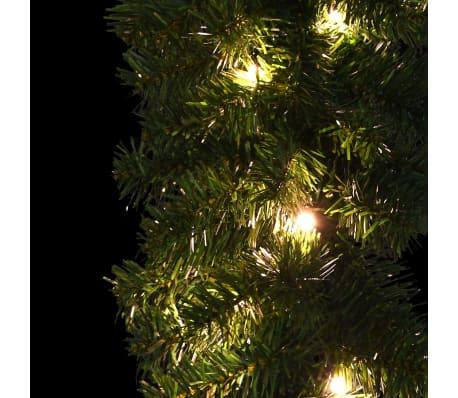 vidaXL Weihnachtsgirlande mit LED-Lichtern 10 m[5/6]