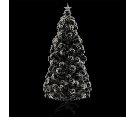 vidaxl kunstkerstboom standaard led verlichting 150 cm 170 takken37