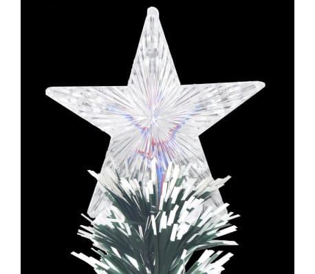 vidaXL kunstigt juletræ med fod/LED 150 cm 170 grene[5/7]