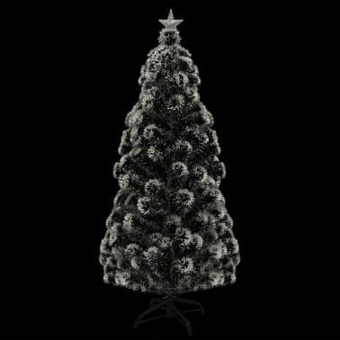 vidaXL kunstigt juletræ med fod/LED 150 cm 170 grene[3/7]
