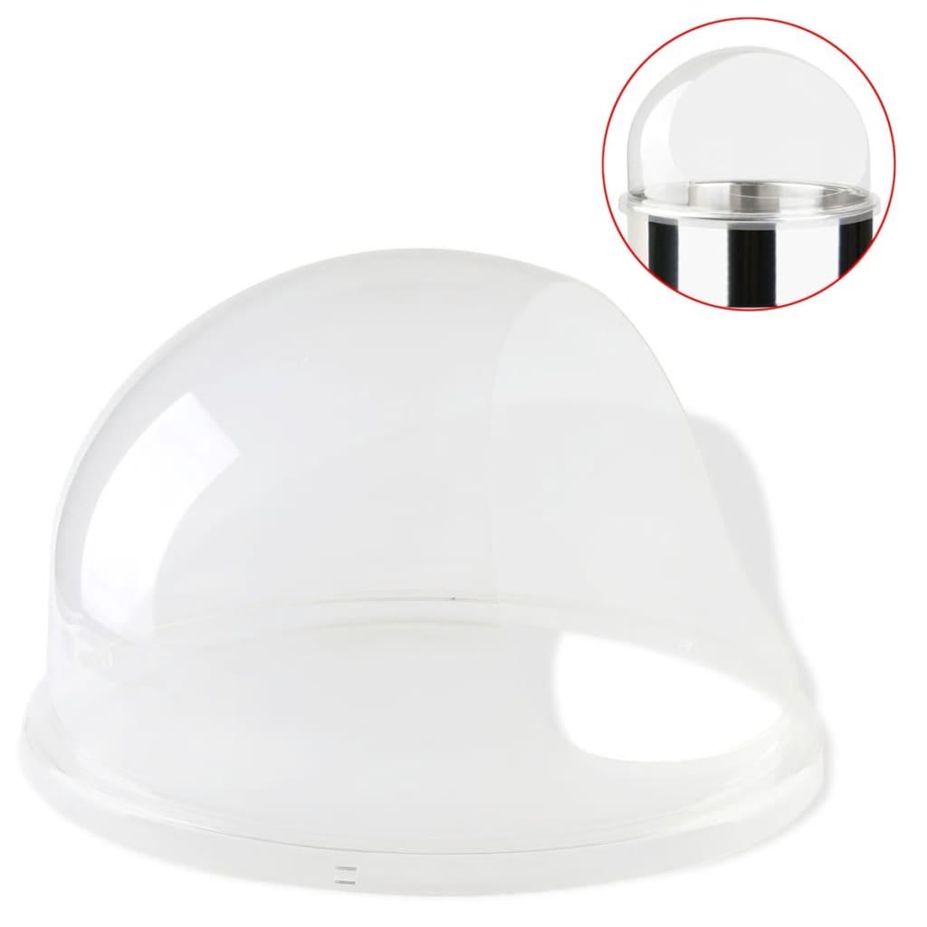 Capac bulă pentru aparat de vată de zahăr 52 cm, poliester poza vidaxl.ro