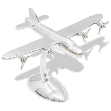 Aluminum Aeroplane Model Desktop Decoration[1/5]