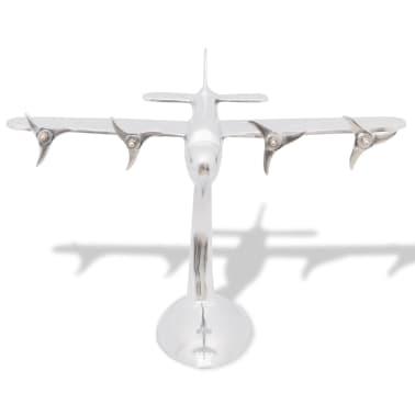 Aluminum Aeroplane Model Desktop Decoration[2/5]