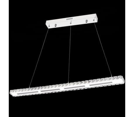 shop lang stripe led krystall pendel lampe 13 w. Black Bedroom Furniture Sets. Home Design Ideas