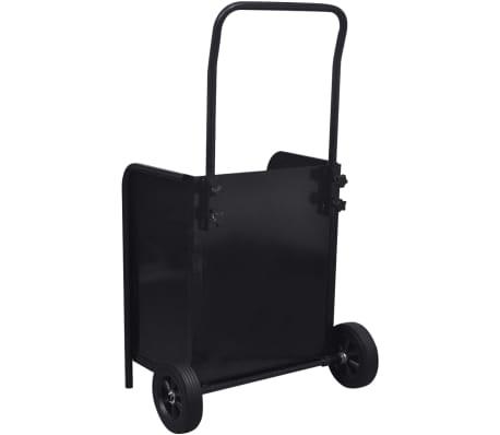 acheter chariot de bois de chauffage pas cher. Black Bedroom Furniture Sets. Home Design Ideas