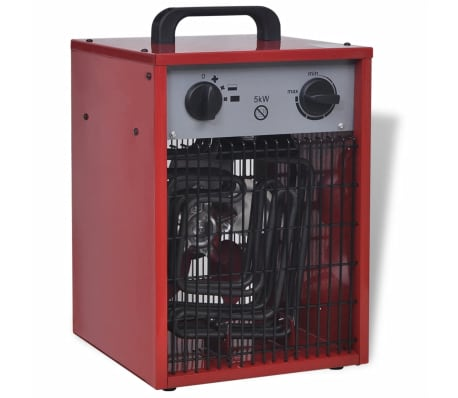 acheter radiateur soufflant lectrique industriel portable 5 kw 200 m h pas cher. Black Bedroom Furniture Sets. Home Design Ideas