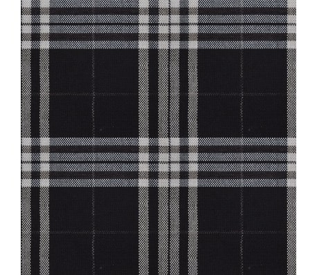 Sofa Chair Armchair Fabric Black Seat Cushion[5/5]