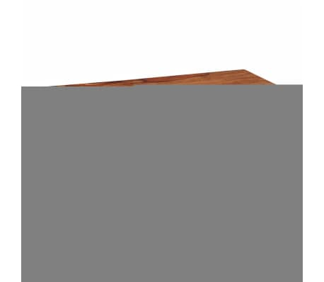 vidaXL Stolik kawowy z 4 szufladami, lite drewno sheesham, wys. 35 cm[7/11]