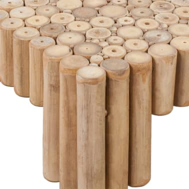 vidaXL Kavos staliukas, bambukinis[3/5]