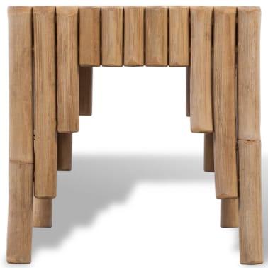 vidaXL Kavos staliukas, bambukinis[4/5]