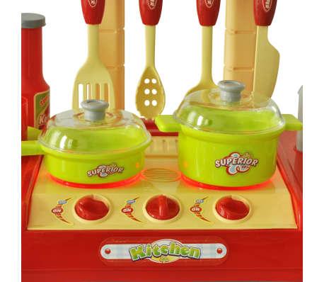 acheter cuisine jouet pour enfants avec effets lumineux sonores pas cher. Black Bedroom Furniture Sets. Home Design Ideas