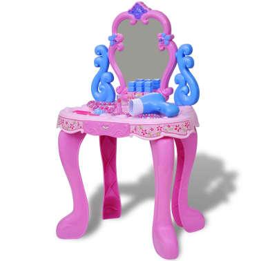 Kaptafel Voor Kinderen.Staande Speelgoedkaptafel Met Licht Geluid Voor Kinderen Kinderkamer