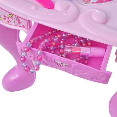 Acheter coiffeuse de jouet avec lumi re son pour enfants pas cher - Coiffeuse avec lumiere ...