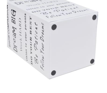 vidaXL Paragüero soporte para bastones de acero 48,5 cm[3/5]