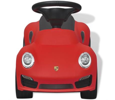 vidaXL coche correpasillos Porsche 911 rojo[2/6]