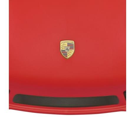 vidaXL coche correpasillos Porsche 911 rojo[6/6]