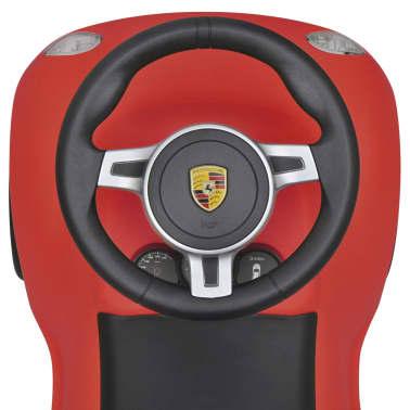 vidaXL coche correpasillos Porsche 911 rojo[4/6]