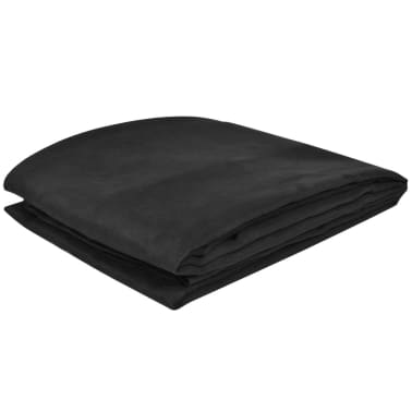 Micro-Suede Sofaüberwurf Tagesdecke Anthrazit 270 x 350 cm[2/2]