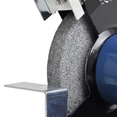 Bandschleifmaschine Aluminium-Bandschleifmaschine mit 125 mm Durchmesser
