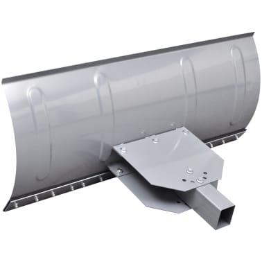 "vidaXL Universal Snow Plough Blade 39.4""x17.3""[2/6]"