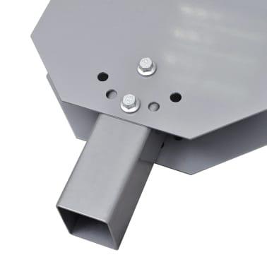 vidaXL Sniego valytuvas, 100x44cm[5/6]