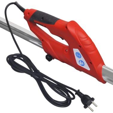 vidaXL Lixadeira drywall sander, vermelho 750 W[4/6]