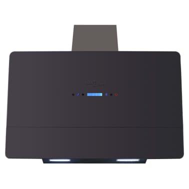 vidaXL Afzuigkap met touch scherm zwart 900 mm[4/10]