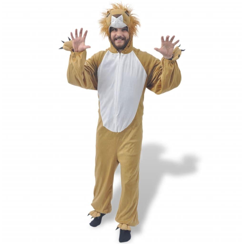 Karnevalový kostým lev XL–XXL