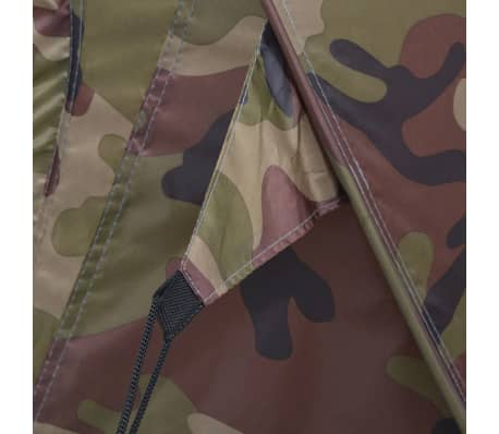 vidaXL Pop-up tent 2-persoons camouflage[7/9]