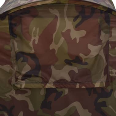 vidaXL Pop-up tent 2-persoons camouflage[6/9]