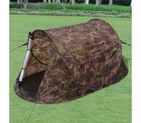CAMO Caribee Zero 2 Person Instant Pop up Tent