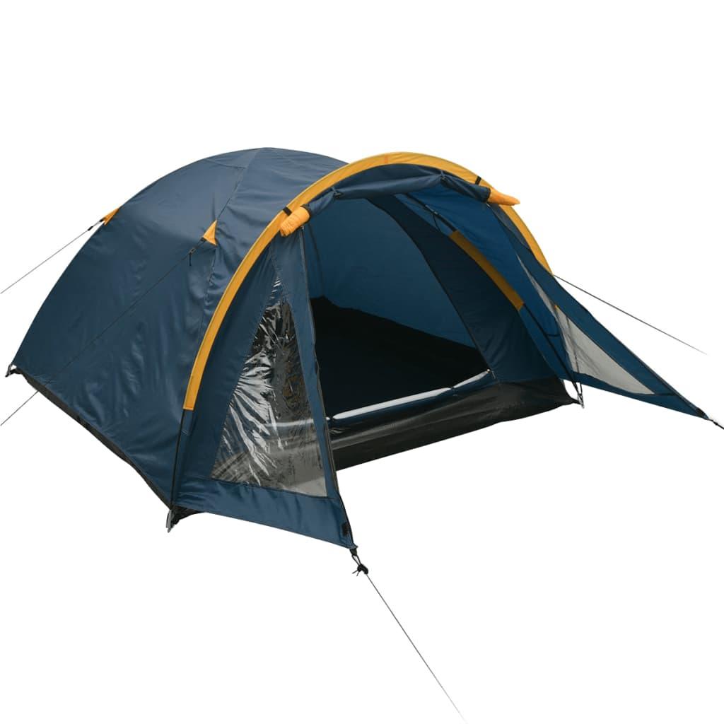 99991014 Zelt für 3 Personen Blau