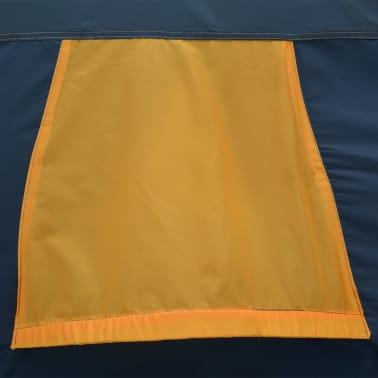 vidaXL Tienda de campaña para 3 personas azul[9/11]