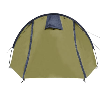vidaXL 4-person Tent Green[5/9]